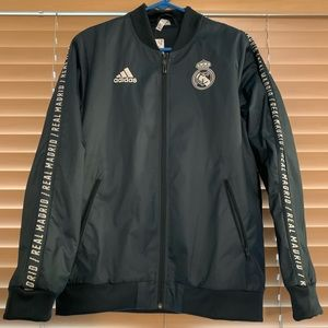 Real Madrid bomber jacket